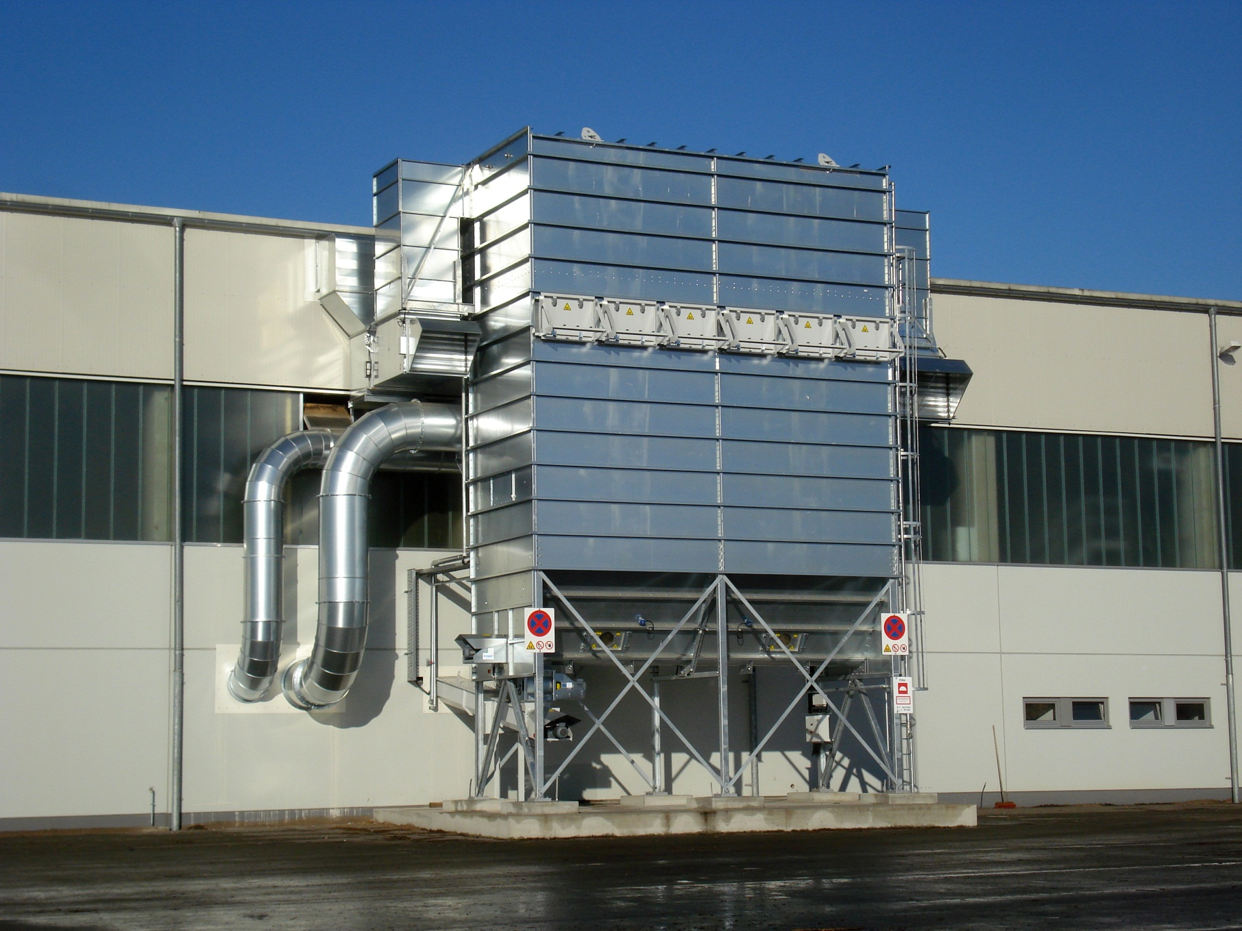Conveying Systems In Buildings