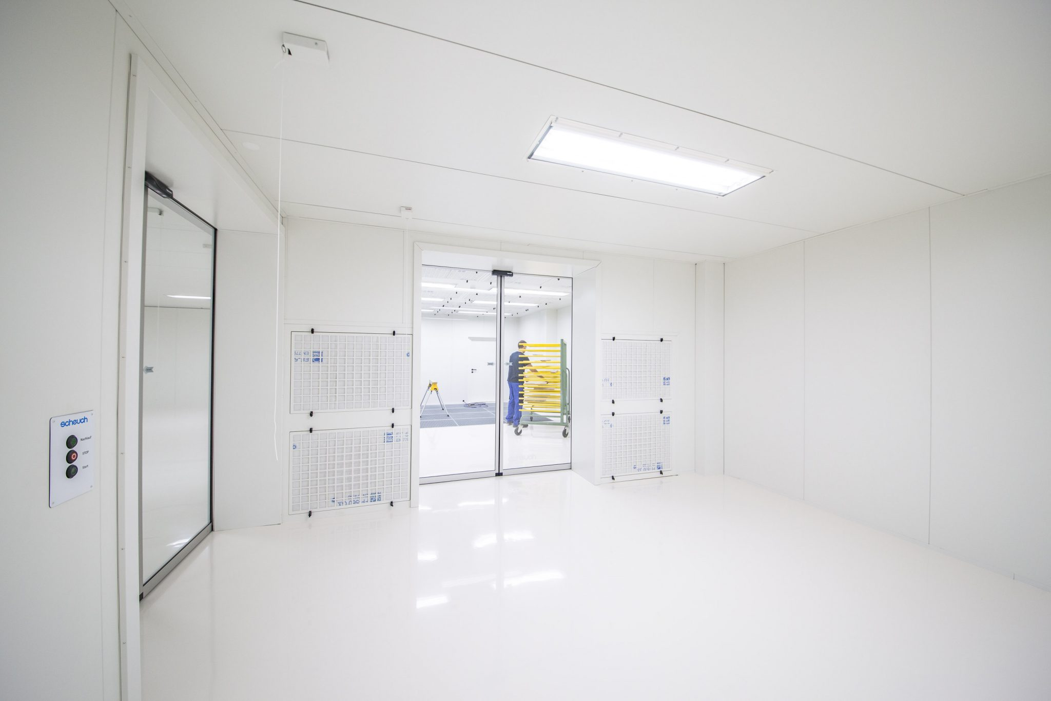 Clean Room: Clean Room Technology / Cubicles